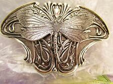 DRAGONFLY HAIR ACCESSORIES Dragonfly WEDDING HAIR Clips ART NOUVEAU DRAGONFLY