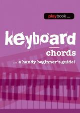 Playbook Keyboard Chords Sheet Music Book NEW  014043456