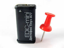 Smallest in the world! Micro voice recorder Edic-mini Tiny A77 150hours Spy Bug