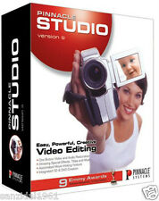 Pinnacle Software Studio Version 9SE