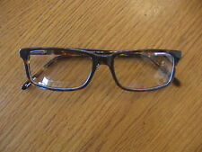 NEW Caravaggio eyeglass frames eye glasses brown tortoise C405