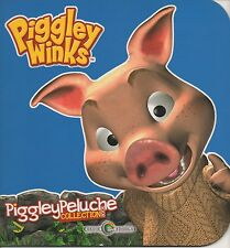 PIGGLEY WINKS PELUCHE COLLECTION 2009 ALBUM VUOTO/EMPTY GEDIS
