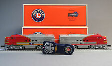 LIONEL AT&SF LIONCHIEF PLUS FT AA DIESEL LOCOMOTIVE SET o ga train 6-82290 NEW