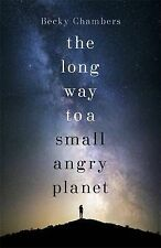 The Long Way to a Small, Angry Planet, Chambers, Becky, New Condition