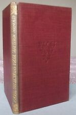 PROSE SELECTIONS FROM MATTHEW ARNOLD 1st 1928 Hardback