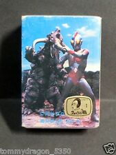 "Japanese VTG New Old Stock ""Ultraman 80"" Mini Deck Licensed Sticker on the Cover"