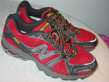 "Mens New Balance 880 ""M880TR"" Red/Black Trail Running Shoes! Size 11.5 $109.95"