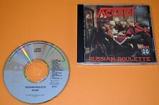 Accept - Russian Roulette / RCA 1986 / Made In Japan / Rar