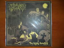 GRAVEYARD GHOUL - The Living Cemetery - LP - DEATH METAL