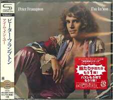 PETER FRAMPTON-I'M IN YOU-JAPAN SHM-CD D50