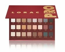 New Lorac MEGA PRO Palette Eyeshadow Makeup 32 color Palette AUTHENTIC AMAZON