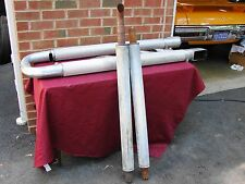 DAY 2 VINTAGE THRUSH SIDE PIPES VETTE AMC FORD MOPAR GM CAMARO GTO MUSTANG VAN