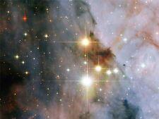 ART PRINT POSTER SPACE STARS NEBULA GALAXY UNIVERSE GALACTIC HUBBLE NOFL0424