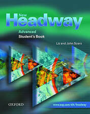 Oxford NEW HEADWAY Advanced Student's Book / Coursebook @BRAND NEW@