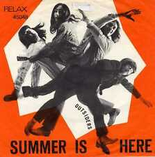 """OUTSIDERS """"SUMMER IS HERE"""" ORIG HOLL 1967 MOD GARAGE"""