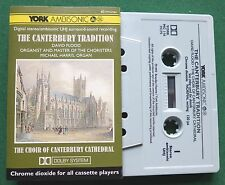 The Canterbury Tradition Canterbury Cathedral Choir + Cassette Tape - TESTED