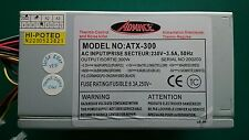 ADVANCE MODEL ATX-300 POWER SUPPLY 300 WATT 230V 3.5AMP 50HZ