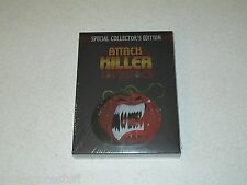 Attack of the Killer Tomatoes DVD Special Collector's Edition OOP FREE SHIPPING