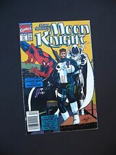 Marc Spector:Moon Knight #21 & #25 Punisher Spider-man NM Lot of 2 Books