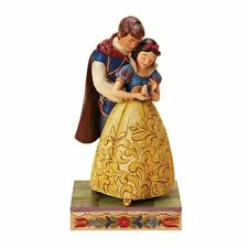 "Jim Shore Disney Traditions Snow White and Prince NEW ""Someday is Today"""