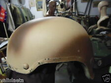 CASQUE MSA GALLET KEVLAR TC3001 SIZE 4 AFRIQUE / OBSOLETE COMMANDOS AIR MARINE