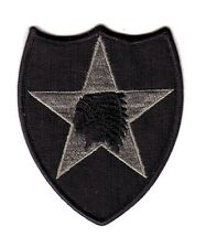 "2nd INFANTRY DIVISION ""ACU Patch"" (Fabrication Actuelle)"