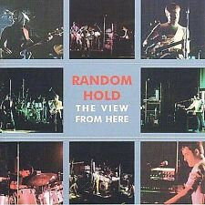 NEW The View From Here by Random Hold CD (CD) Free P&H
