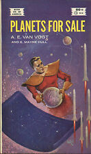 Planets for Sale-A.E. van Vogt & E. Mayne Hull-Book Co. of America-1965