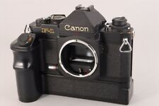 【Excellent+++】 Canon New F-1 N w/ AE Motor Drive FN from Japan