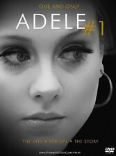 ADELE - ONE AND ONLY - HER HITS, HER LIFE, HER STORY  DVD NEU