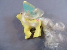 Vintage My Little Pony MLP Summer Wing Little Flitter Butterfly Hummingbird