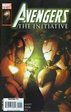 Avengers The Initiative (2007-2010) #12