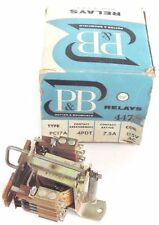 NIB P&B PC17A RELAY 4PDT CONTACT RATING: 7.5A, COIL 115V AC