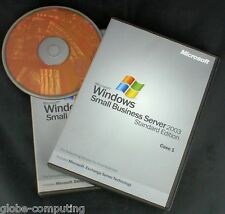 Microsoft Windows SBS Small Business Server 2003 Standard inc 5 CAL T72-00020
