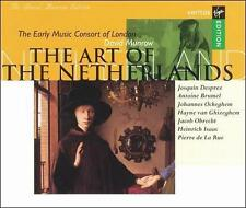 Various Artists Art of the Netherlands CD