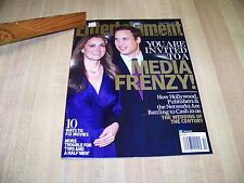 Entertainment Weekly magazine, March 4, 2011 Prince William & Kate Wedding