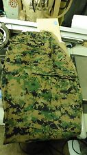 NEW Woodland Digital Camo Camouflage Maternity Pants Size Medium USMC (WoolRich)
