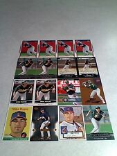 *****Mike Rouse*****  Lot of 16 cards.....10 DIFFERENT / Baseball