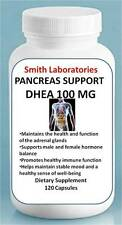 DHEA 100mg pharmaceutical grade, boosts metabolism, healthy aging/ 600 capsules