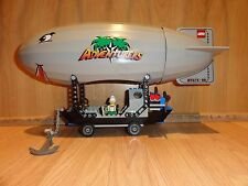 "LEGO SYSTEM ADVENTURERS #5956 ""JUNGLE EXPEDITION AIR ZEPPELIN"" RARE!! SET"