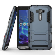 Armor Hybrid Rugged Rubber Shockproof Hard Stand Protective Case Cover For ASUS