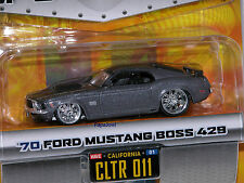 Jada Dub City Big Time Muscle 1970 Ford Mustang Boss 428 70 Pony Car CLTR 011