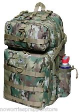 LARGE MULTICAM BACKPACK Tactical Pack Afghanistan Iraq Bug Out Bag EDC MILITARY