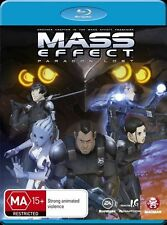 Mass Effect - Paragon Lost (Blu-ray, 2013) New Region A B