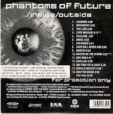 Phantoms Of The Future - Inside/Outside, Cardcover
