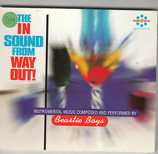 BEASTIE BOYS - the in sound from way out CD