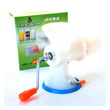 Hand-Operated Soy Milk Juice Grinder Maker Machine
