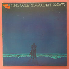 Nat King Cole - 20 Golden Greats - Capitol EMI EMTV-9 Ex Condition Vinyl LP
