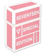 SEVENTEEN 1st Repackage Album Special Edition FIRST LOVE & LETTER CD + 2DVD