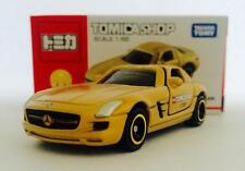 TAKARA TOMY TOMICA SHOP JAPAN MERCEDES BENZ SLS AMG ( GOLD ) - HOT PICK